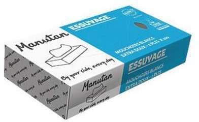 Boîte de 100 mouchoirs - Manutan