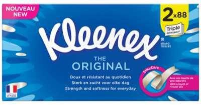 Original Kleenex - le lot