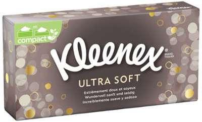 Mouchoirs Ultra Soft Kleenex
