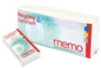 MEMO Mouchoirs Extra-Soft
