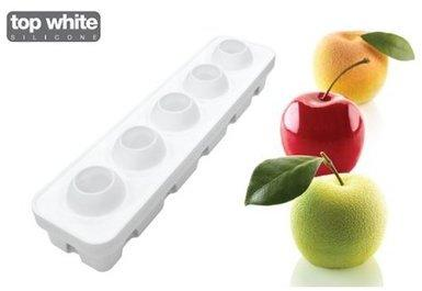 Moule Silicone 5 Fruits 115ml