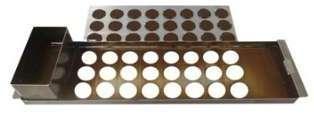 Kit tuiles et palets en chocolat