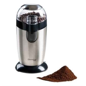 Moulin à café électrique inox