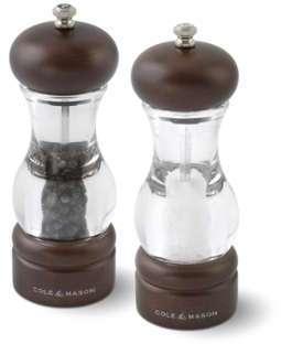 Coffret moulins sel et poivre
