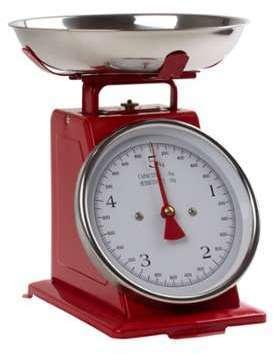 Balance mécanique rouge 20gr