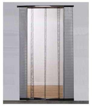 Moustiquaire rideau pour porte