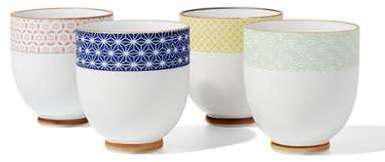 Tasse couleurs nipponnes -