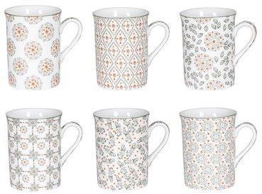 Mug en porcelaine 30cl motif