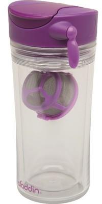 Mug infuseur à thé violet