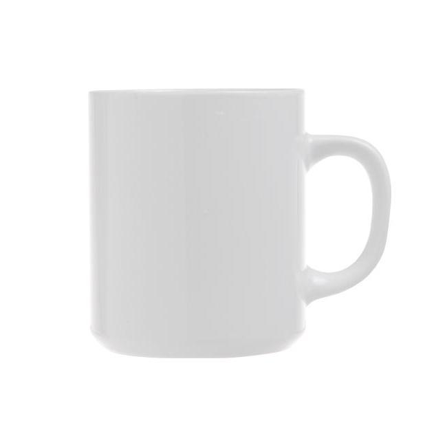 Tasse mug porcelaine à anse