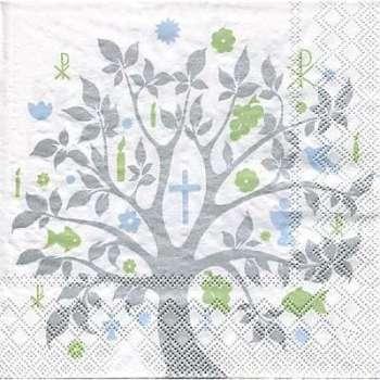 Serviettes en papier arbre