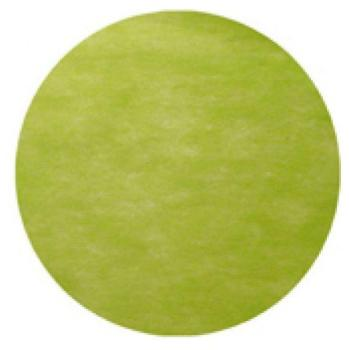 Sets de table rond Vert x