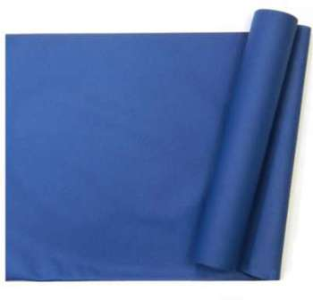 Chemin de table intissé Bleu