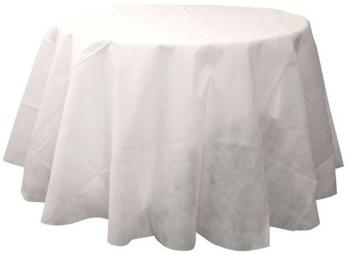 Nappe ronde Blanche - 2 40