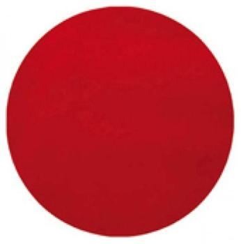 Sets de table rond Rouge x