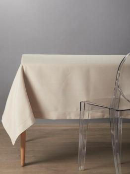 Nappe anti-taches aspect lin