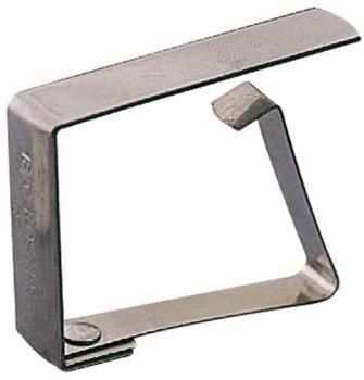 Pinces nappes métalliques