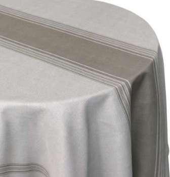 Nappe ovale 180x240 cm imprimée