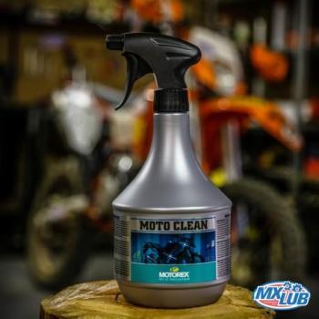 Motorex Moto Clean 1L