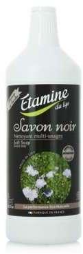 Etamine du Lys Savon Noir