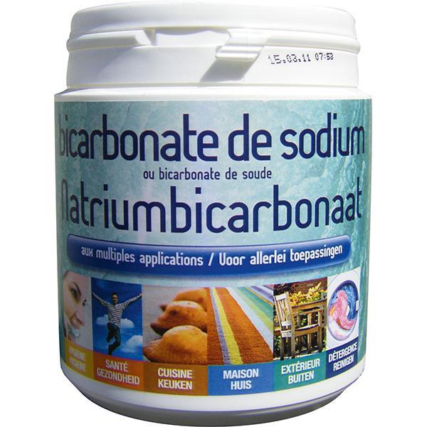 Bicarbonate de soude - Bicarbonate