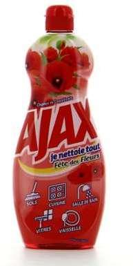 Ajax Je nettoie tout Gel Nettoyant