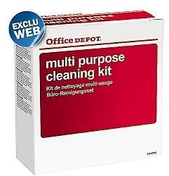 Kit de nettoyage multi-usages