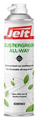 Aérosol dépoussiérant Dustergreen