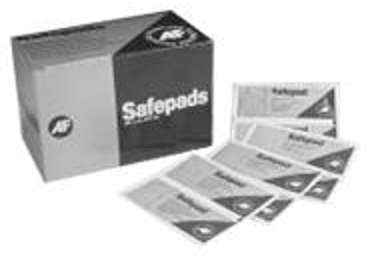 Safepads Chiffons grand format