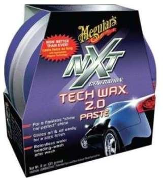 Pneu Meguiar s NXT Tech Wax