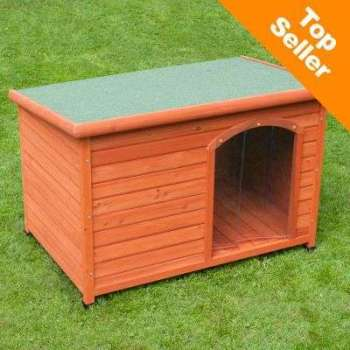 Niche Woody pour chien taille