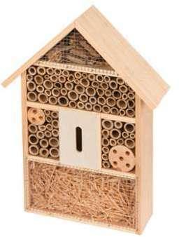 Hôtel à insectes 27 5 x 9