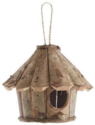 Nichoir à oiseau en bois 17