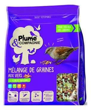 Mélange de graines protéiné