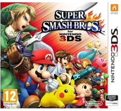 Super Smash Bros pour Nintendo