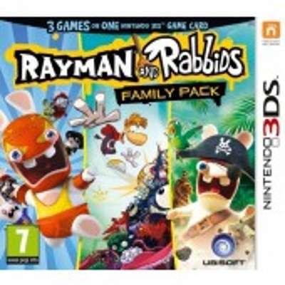 Rayman et Les Lapins Crétins
