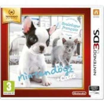 Nintendogs Cats Bouledogue