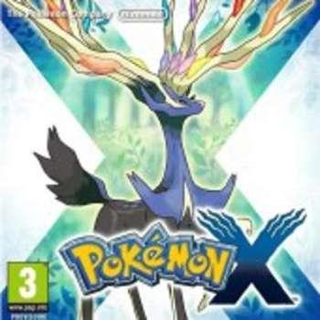 Pokémon X - Jeu complet
