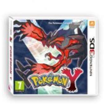 Pokemon Y - Jeu complet