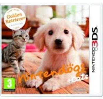 Nintendogs Cats Golden Retriever