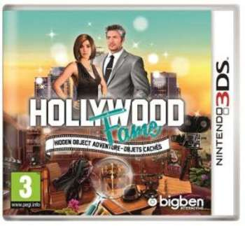 Hollywood Fame Hidden Object