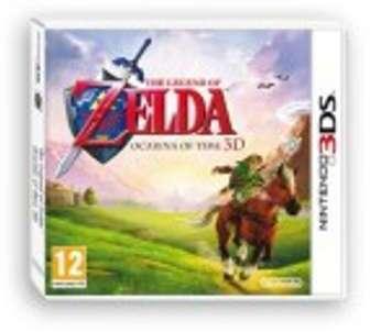 The Legend Of Zelda Ocarina