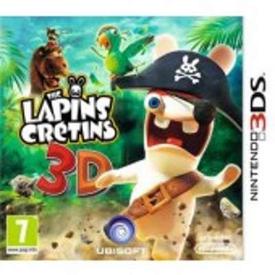 The Lapins Cretins 3d