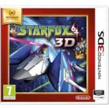 Star Fox 64 Selects