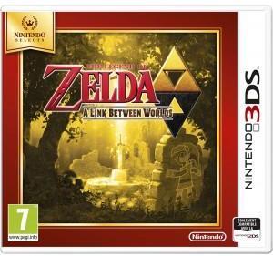 The Legend of Zelda A Link