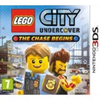 Lego City Undercover The Chase