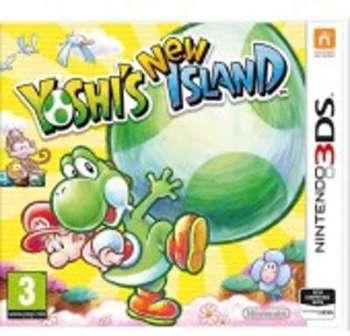 Yoshi s New Island Selects
