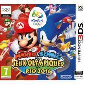 Mario Sonic aux Jeux Olympiques