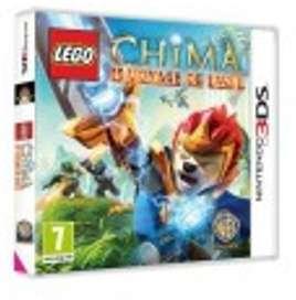 Lego Legends Of Chima Le Voyage