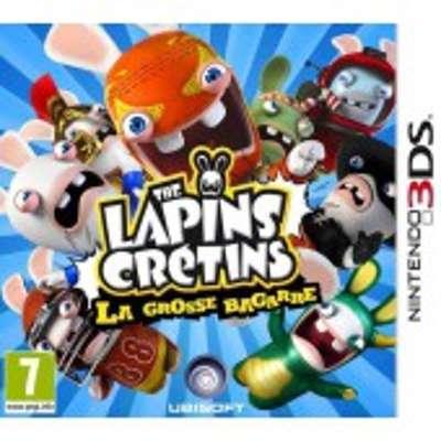 The Lapins Crétins La Grosse
